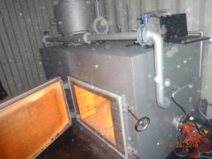 Mobile Containerized Incinerators